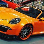 تعديلات جديدة بورش 911 تارجا 4 GTS