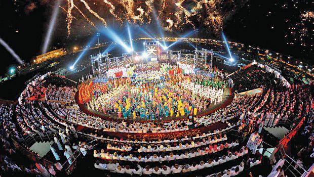 Salalah Khareef Tourism Festival