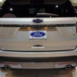 التصميم الخلفي للسيارة فورد اكسبلورر XLT 2017 - 369693