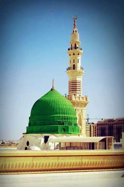 The Prophet's Muhammad Mosque, Medina
