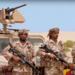 The army, which is headquartered in Abu Dhabi, is organized into one Royal Guard brigade, two armored brigades - 373488