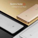 Xiaomi Redmi Note 4 .. جوال معدني بالكامل