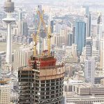 أنخفاض الأستثمار العقاري بالكويت