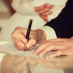 اركان و شروط عقد الزواج الشرعي