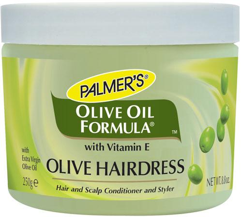 olive oil formula hairdress