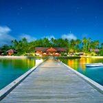 جزيرة واكاتوبي السياحية في اندونيسيا بالصور