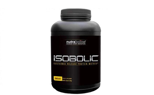 إيزوبوليك Isobolic