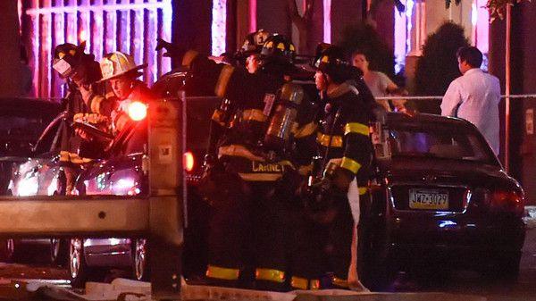اصابة 29 شخص في انفجار بنيويورك