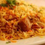 من المطبخ الخليجي: أرز كابلي باللحم
