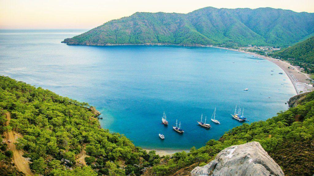 السياحة في ادراسان التركية