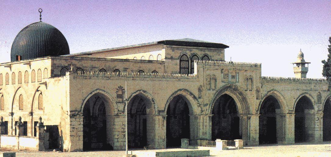 المسجد-الأقصى