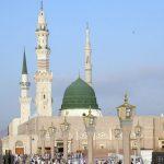 """كم عدد أبواب المسجد النبوي """"بالصور"""""""