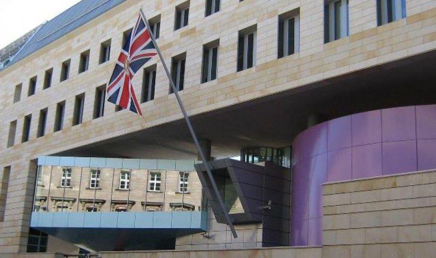 بريطانيا تغلق سفارتها بتركيا