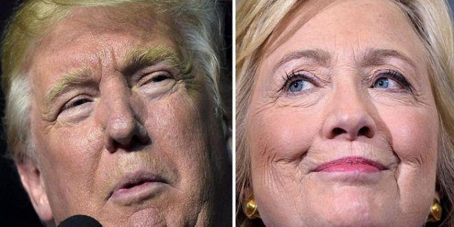 المناظرة الأولى بين دونالد ترامب وهيلاري كلينتون