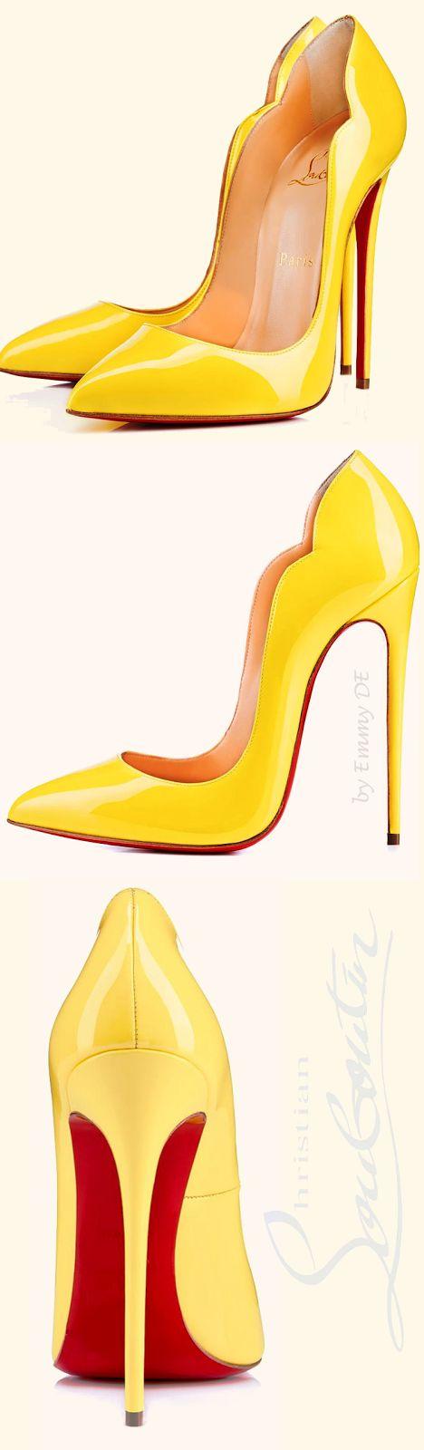 حذاء  عالی اصفر