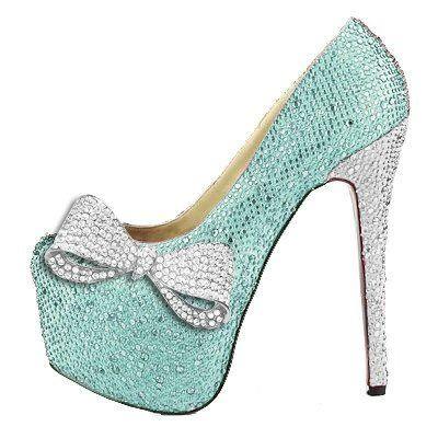 حذاء عالی بفیونکة