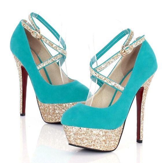 حذاء عالی لبنی فی سیلفر