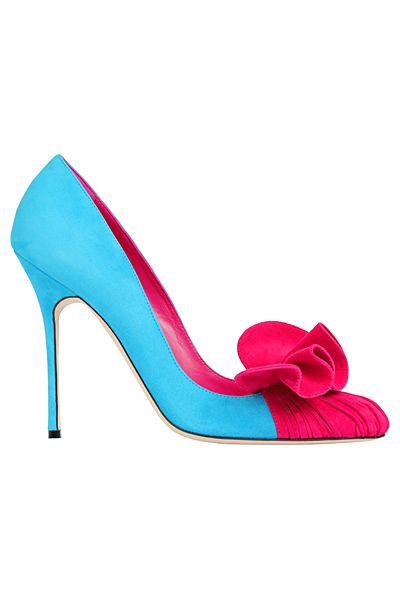 حذاء عالی لبنی فی فوشیا