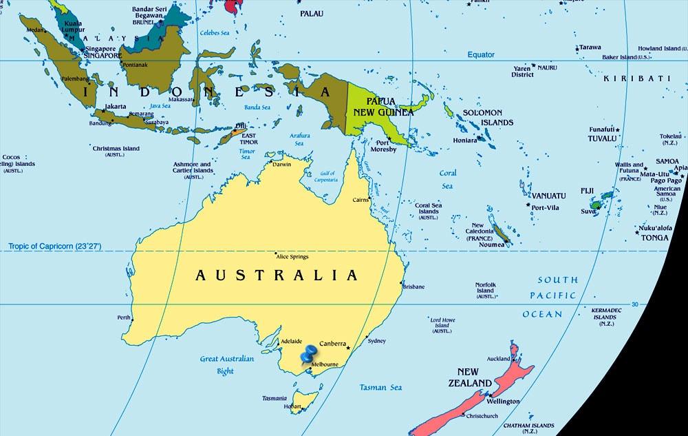 اخبار الامارات العاجلة -استراليا كم يبلغ عدد سكان دولة استراليا ؟ أخبار متنوعة  منوعات صور استراليا أخبار الصحة
