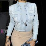 ـ افضل إطلالات الفنانة العالمية ريهانا (Rihanna) ريهانا-ترتدي-جوب-قصي