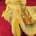 ـ افضل إطلالات الفنانة العالمية ريهانا (Rihanna) ريهانا-ترتدي-فستان-ا