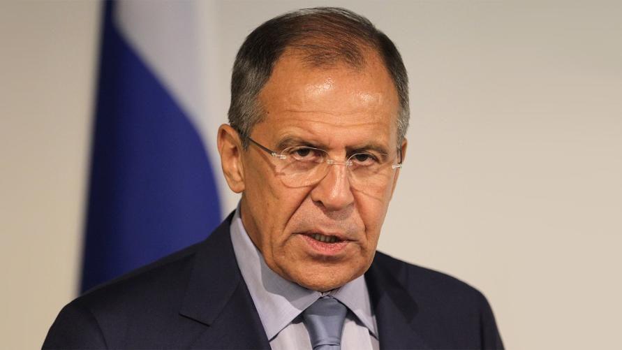 سيرغي لافروف يؤكد أن الهدنة بروسيا تحتاج للعمل الجماعي