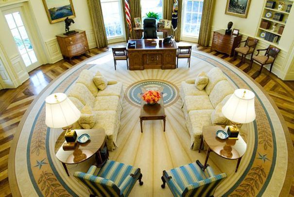 البيت الأبيض من الداخل