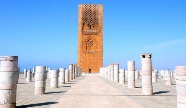 متى بنيت صومعة حسان ؟ | المرسال