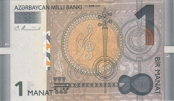 عملة أذربيجان