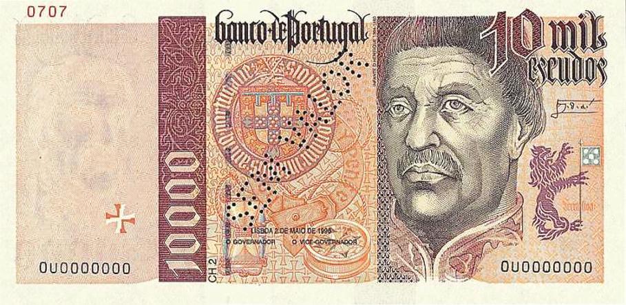 عملة البرتغال