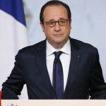 الرئيس الفرنسي يتحدث عن معركة فرنسا مع الإرهاب