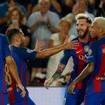 برشلونة يقسو على سيلتك بدوري الأبطال