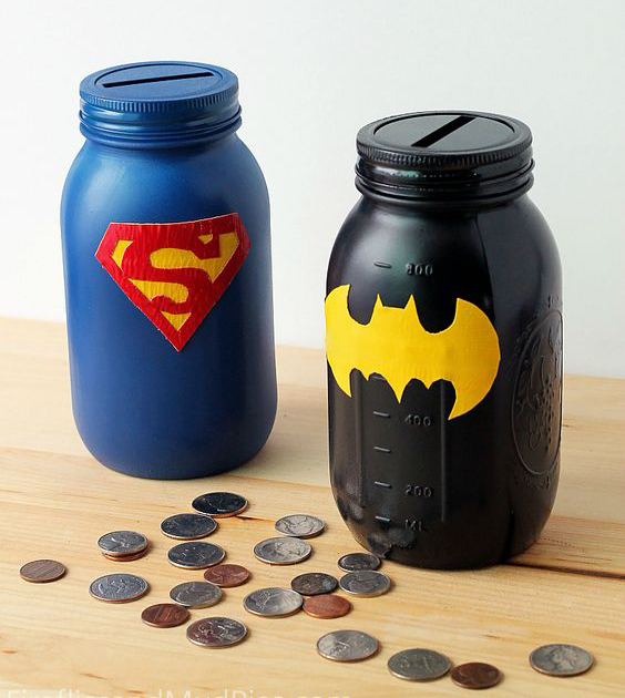 for Cool money jars