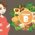 """أهمية فيتامين """" ب """" للمرأة الحامل"""