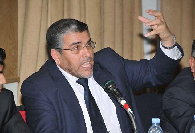 وزير العدل مصطفى الرميد يتبرأ من الإنتخابات