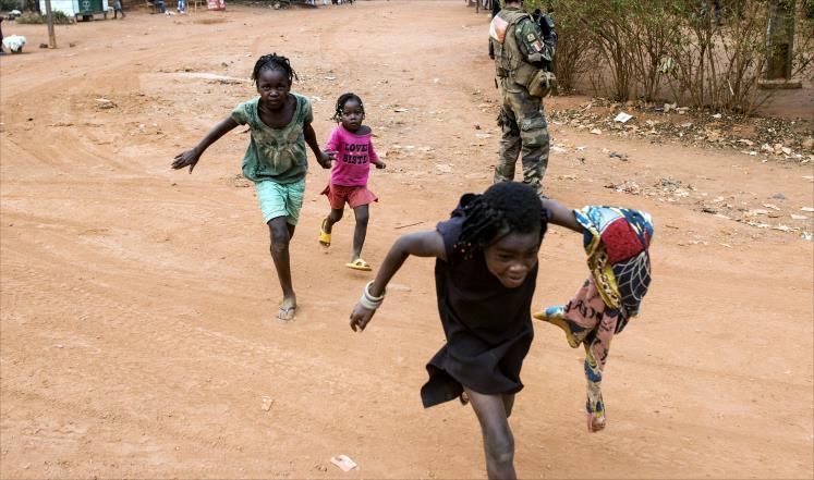 معالم إفريقيا الوسطى