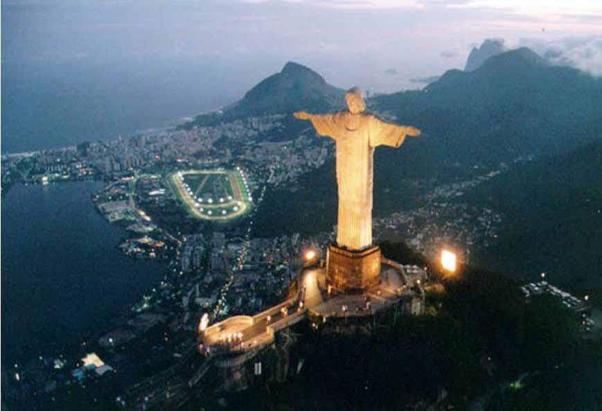 معالم البرازيل