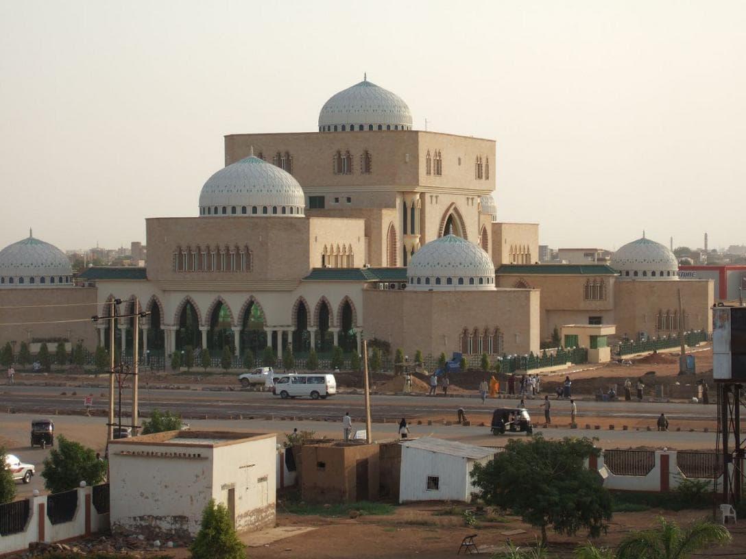 معالم السودان