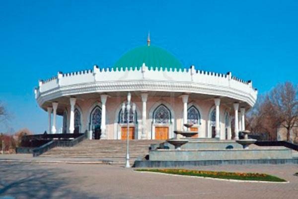 معالم اوزباكستان