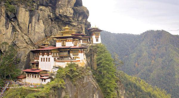 معالم بوتان