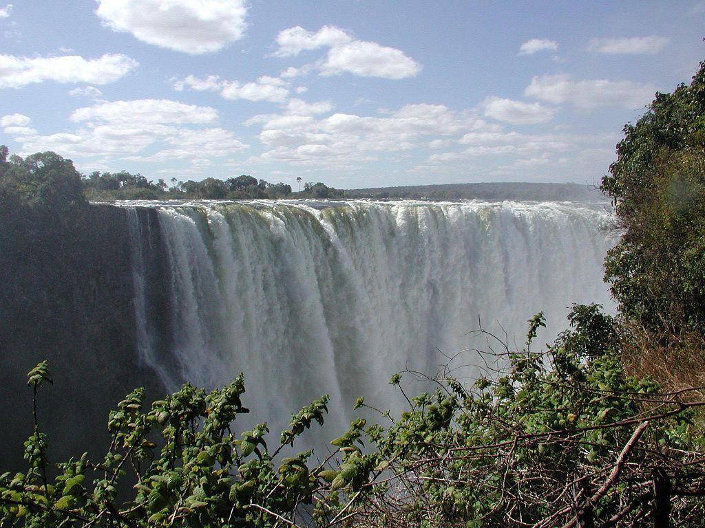 معالم زيمبابوى