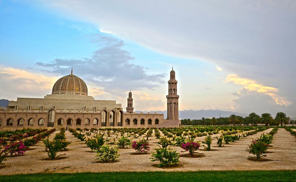 معالم عمان