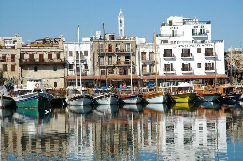 معالم قبرص