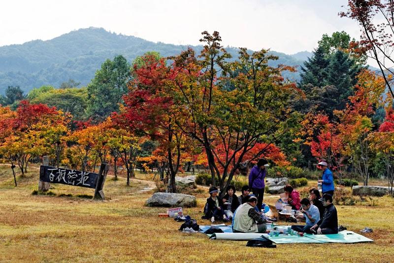 معالم كوريا الجنوبية