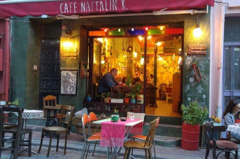 مقهى Café Naftalin K