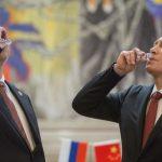 هدية بوتين لرئيس الصين خلال اجتماعات قمة العشرين