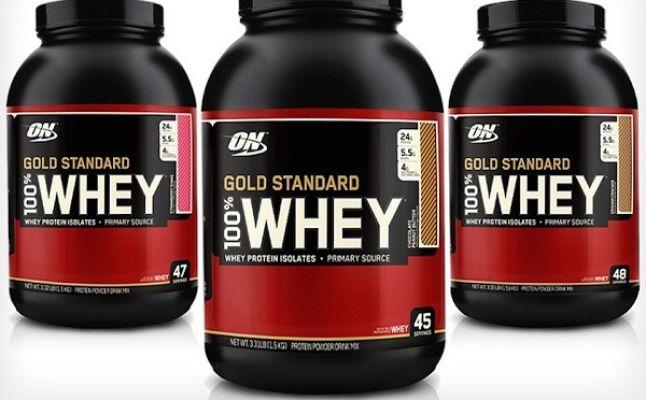 واي بروتين (whey Protein)