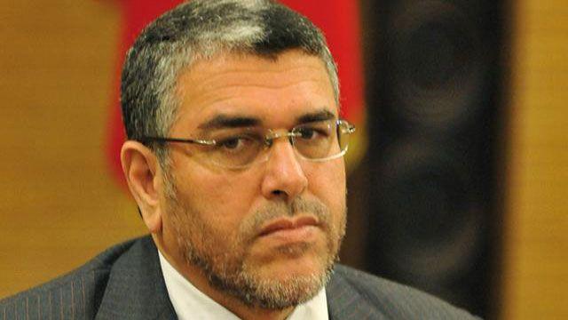 وزير العدل بالمغرب مصطفى الرميد