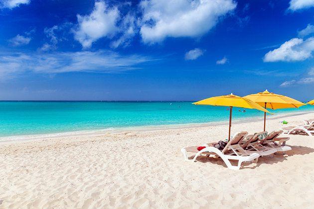افضل الشواطئ الكاريبي 1-Grace-Bay-Turks-an
