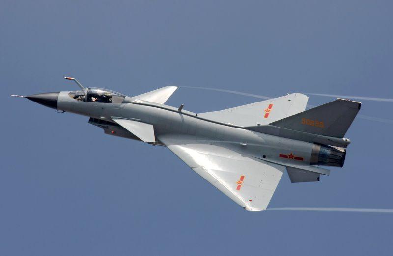 تشنغدو J-10